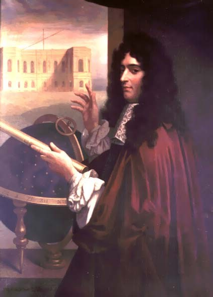 the four moons of Saturn Discovered By Giovanni Domenico Cassini