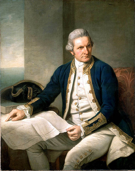Hawaii Discovered  By James Cook